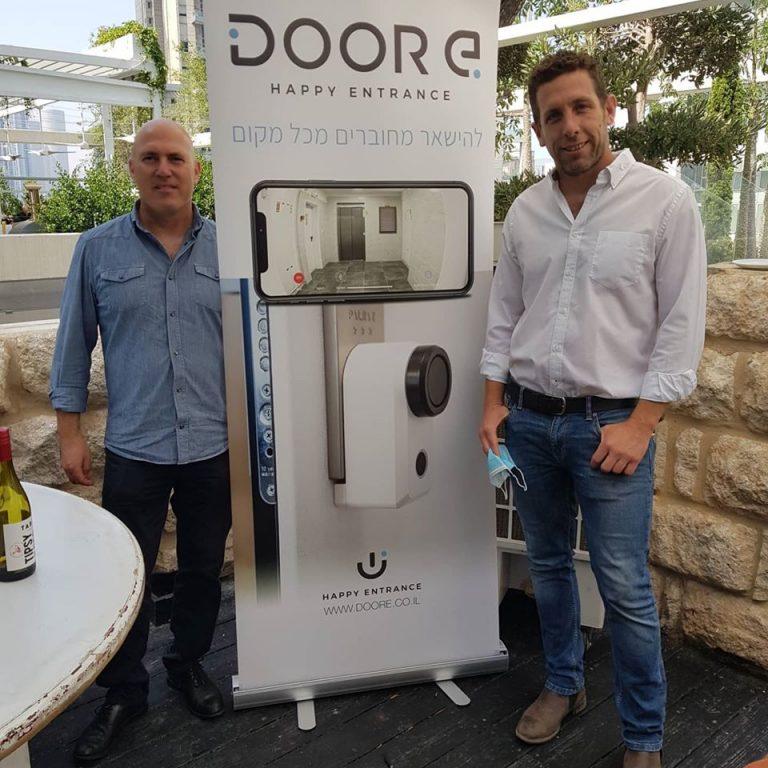 """""""DOOReTecnologia Israeli: su seguridad comienza en la puerta principal"""""""