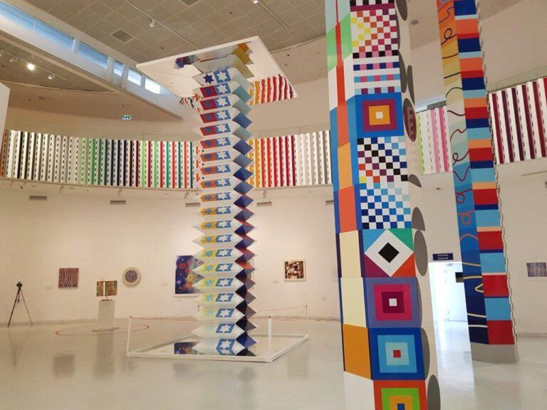 Visita al Museo de Arte deYaacov Agam en Rishon Lezion – Israel