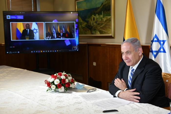 Se ha firmado un Tratado de libre comercio entre Israel y Colombia 10-8-2020