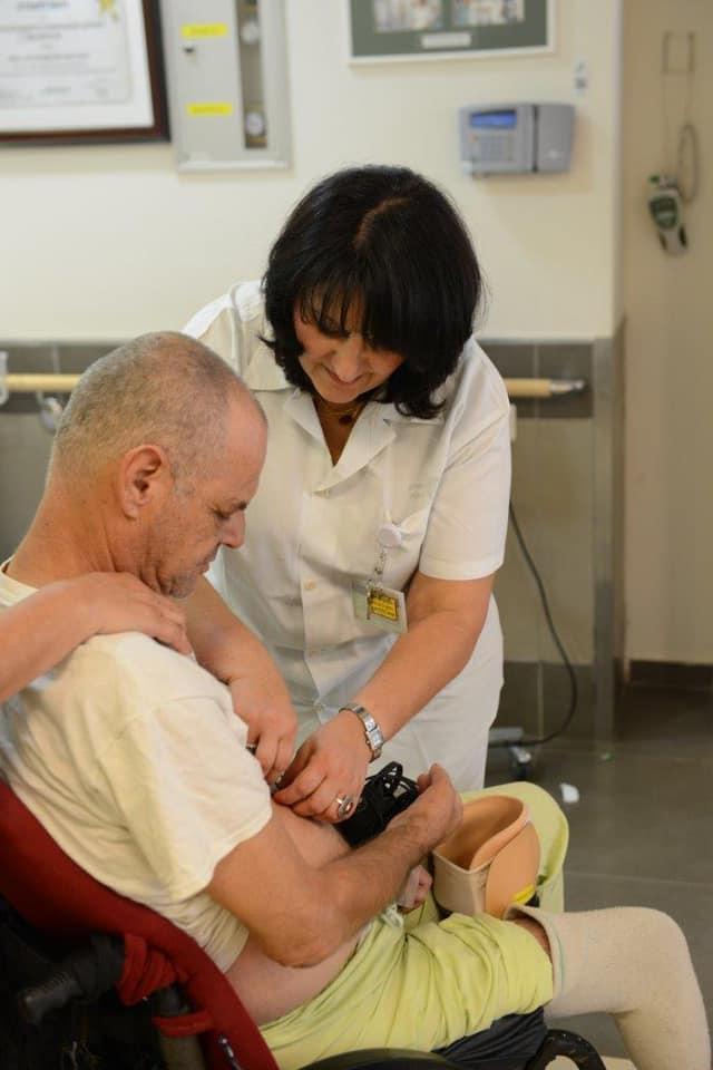El Centro médico de rehabilitación Loewenstein de Israel te necesita