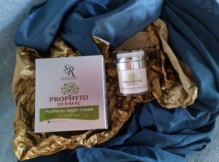 Prophyto Dermal Night Creampara piel facial saludable y libre de manchas  (pigmentaciones)